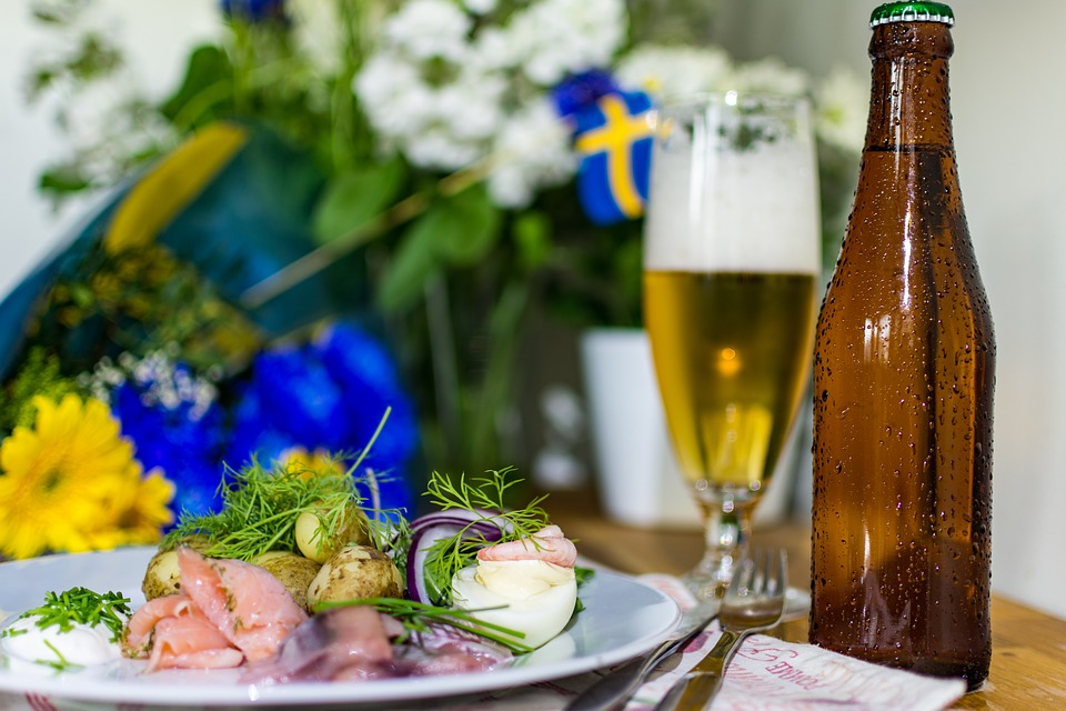 sweden midsummer celebration national holiday permanent residency