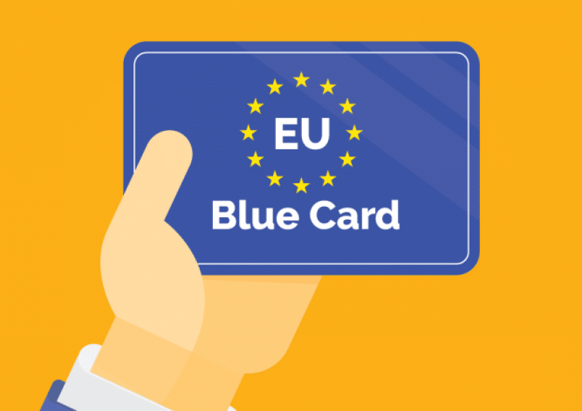 eu blue card sweden work