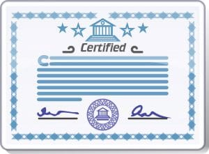 certified company migration sweden