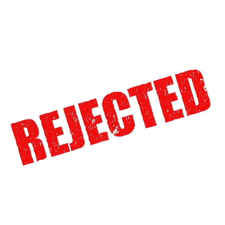 work visa sweden rejected