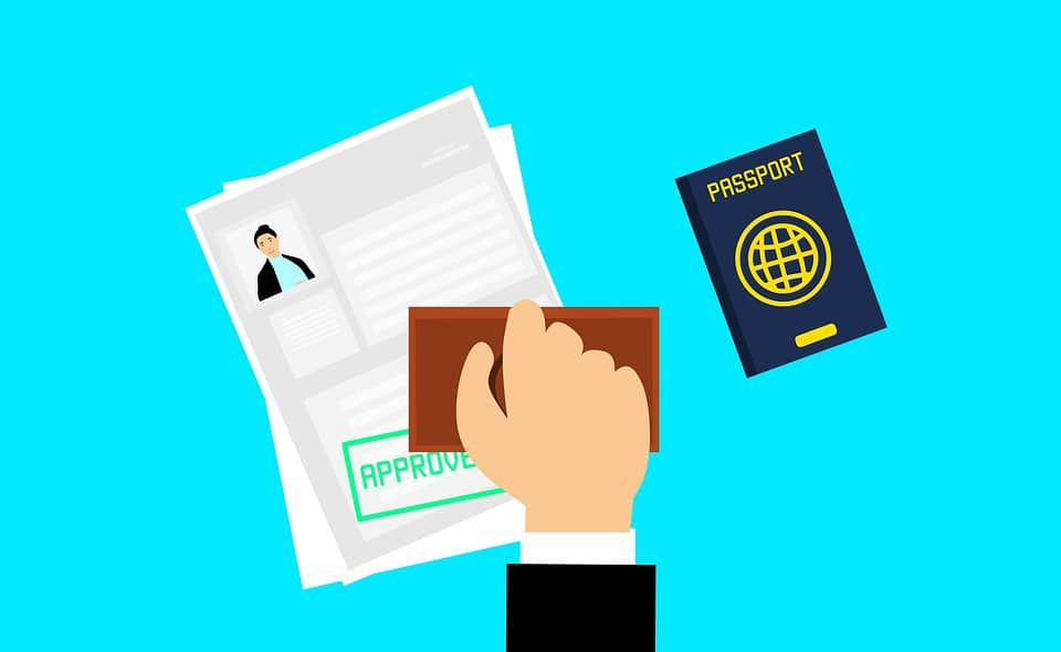 work permit process steps sweden skilled worker immigration