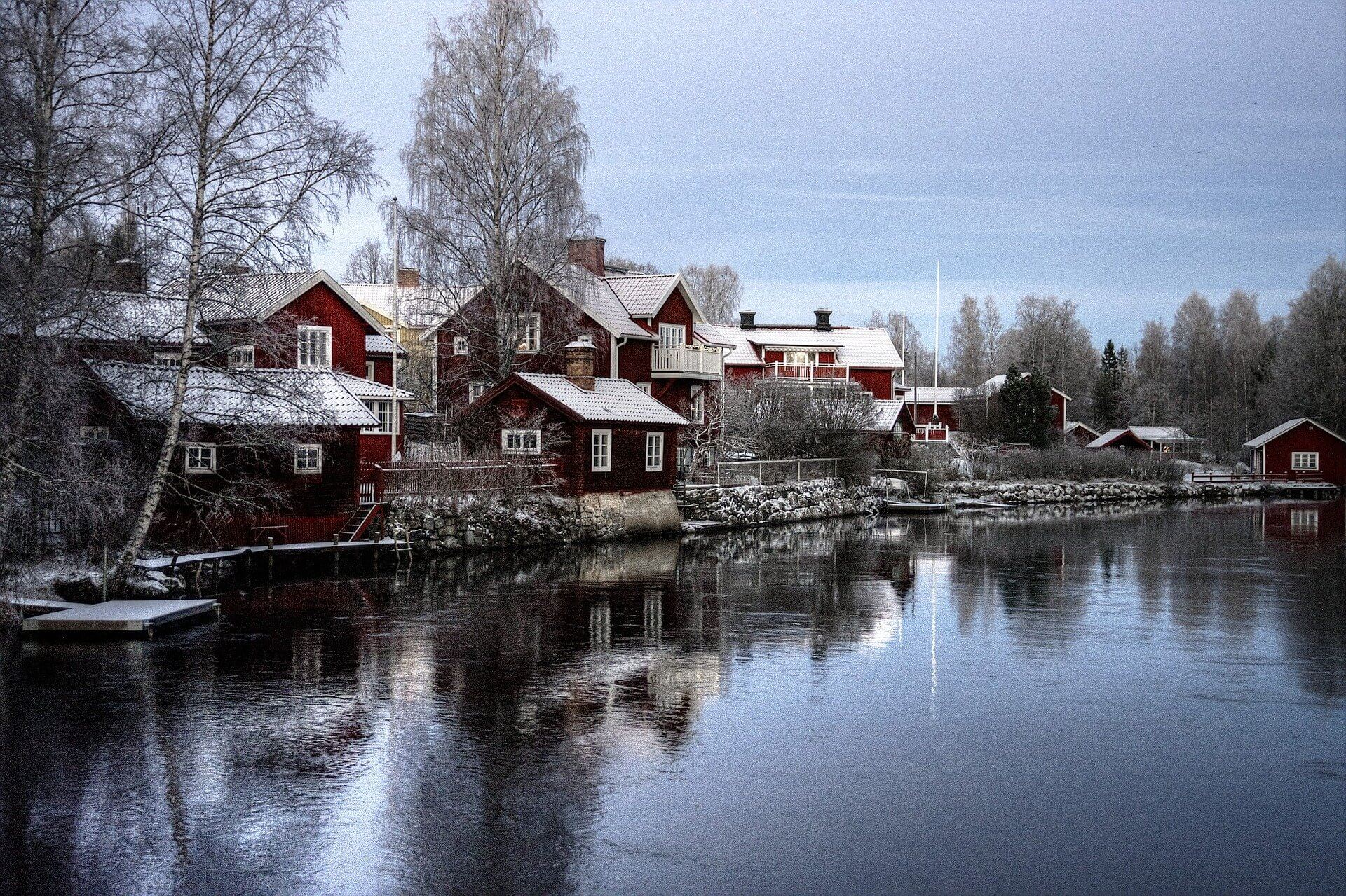 Sweden permanent residence permit benefits